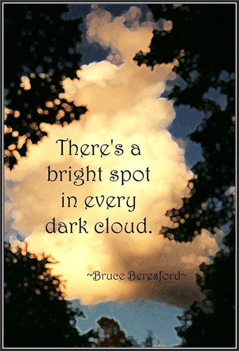 A bright spot :-)