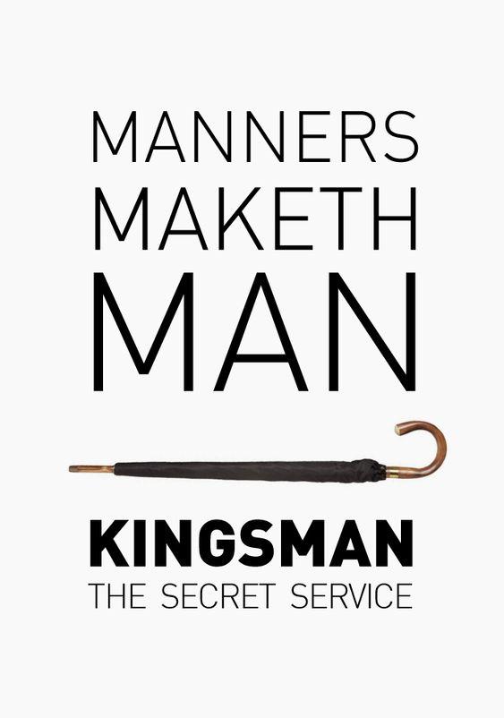 Kingsman The Secret Service Quotes: Pinterest • The World's Catalog Of Ideas