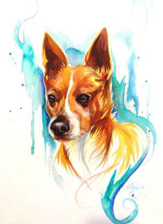 My Dog by Lucky978 on @DeviantArt