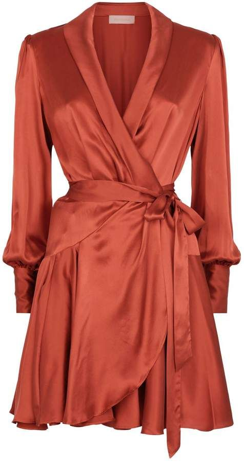 Harrods Uk The World S Leading Luxury Department Store Silk Wrap Dresses Silk Outfit Fashion