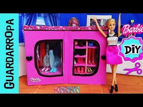 Como Hacer Bano Para Munecas Barbie Diy Papel Higienico Y