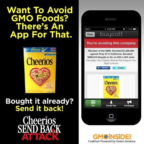 Want to avoid GMO foods? There's an app for that! Buycott has you covered: http://ijpr.org/post/those-who-want-avoid-gmo-foods-theres-app
