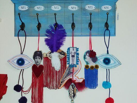 "charms by "" Tree InBlossom"" (Athens)( Nefeli Kariofilli):"