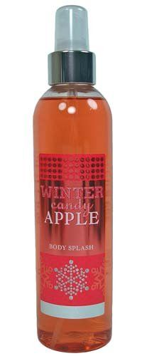 Bath & Body Works Holiday Collection Winter Candy Apple Body Splash 8 oz $7.99 (save $2.51)