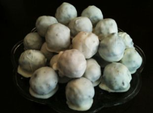 German Chocolate Cake Balls Recipe