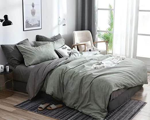 Pin By Corey Caudill On My Room Sage Green Bedroom Sage Bedroom Green Comforter Bedroom