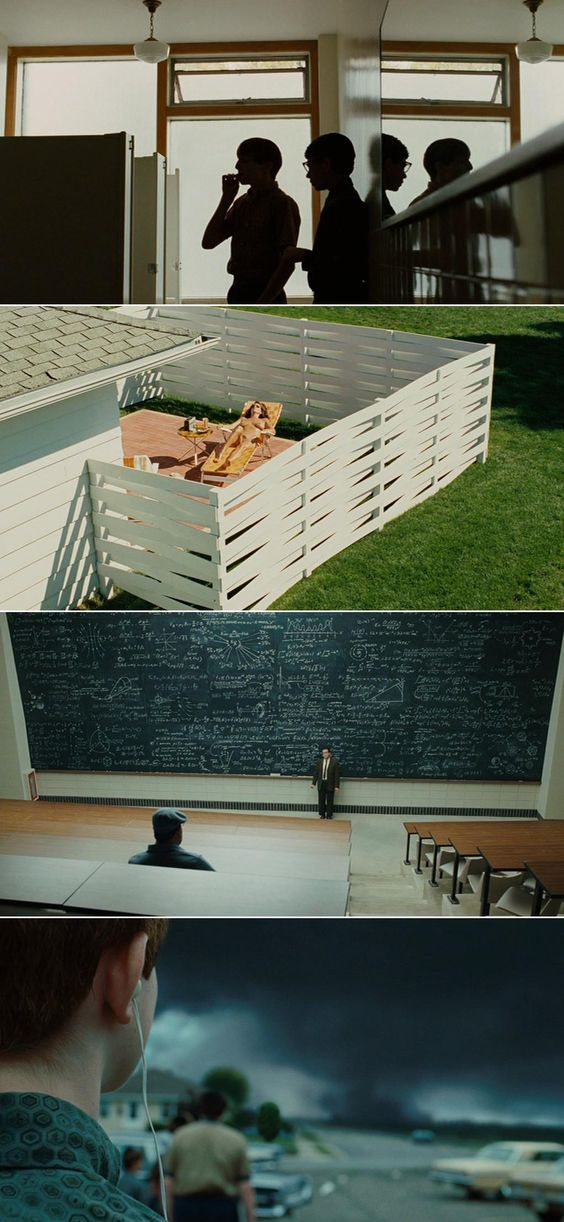 A Serious Man (2009) | Cinematography by Roger Deakins | Directed by Ethan Coen and Joel Coen
