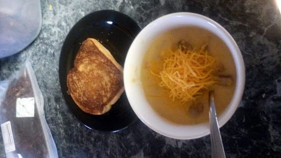 """Kim's Bow camp soup! """"i hunt with kv cook he made it for lunch it was awesome""""  @allthecooks #recipe #soup"""