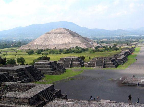 10 Teotihuacan Destinos Turísticos En México   Viajes - Todo-Mail