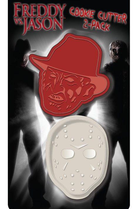 Freddy Vs Jason Cookie Cutters