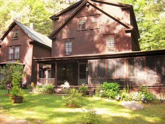 314 College Rd, CENTER HARBOR, NH 03226: Photo 1