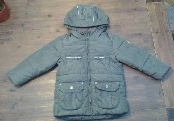Tolle Kombi Gr.98/104 Winter Jacke+Schnee Hose Bob der Bär