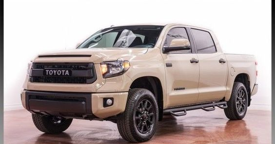 Toyota Tundra. Everything in a truck is here! Come see the other ones.