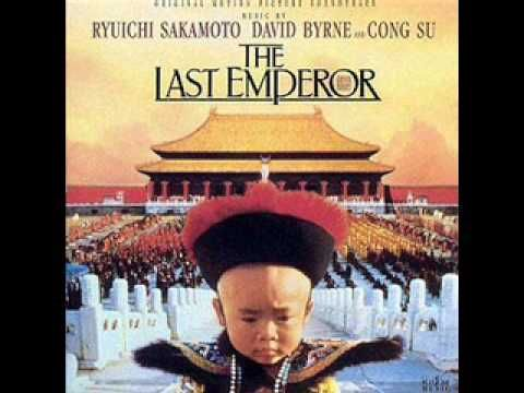 The Last Emperor OST - 15 Lunch