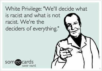 Boundaries of privilege.