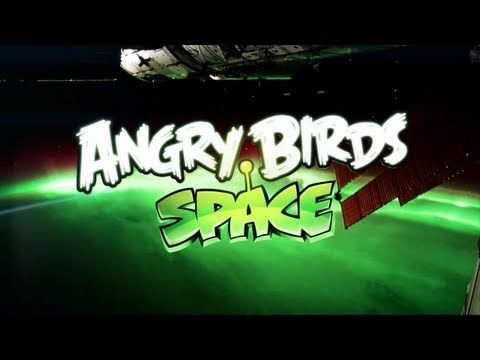 Angry Birds Space. *-*