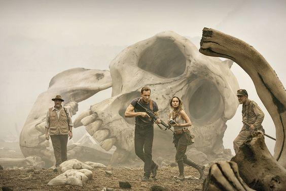 El retorno a Isla Calavera. Tráiler de 'Kong: Skull Island' de Jordan Vogt-Roberts  Trailers