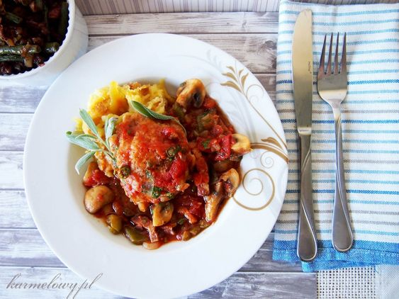 Mary Berry's chicken cacciatore on Foodie