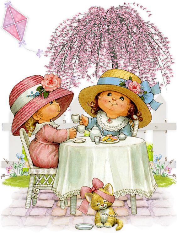 tea time!...: