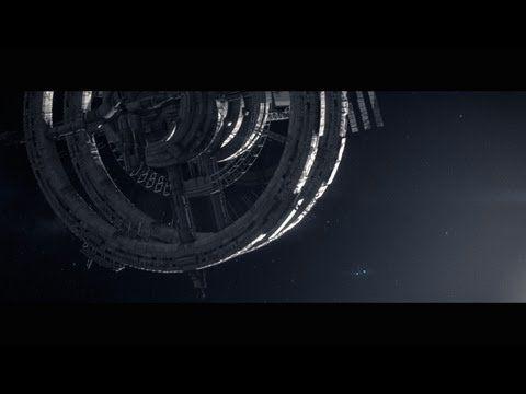 Space Oddity 2 - Fake trailer (Blender 3D animation)