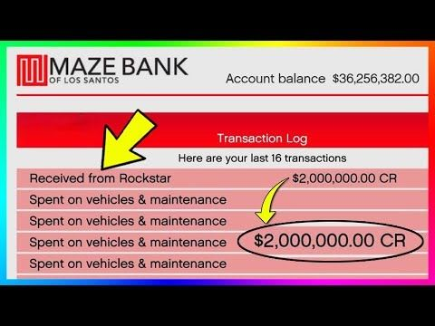 Awesome How To Get 2 000 000 Immediately In Gta Online For Free Gta Online Gta How To Get