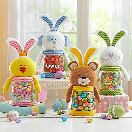personal easter treat creations sweet jar tooth