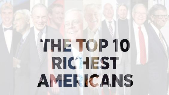 Forbes Top 10 Richest People in America Video http://www.forbes.com/video/