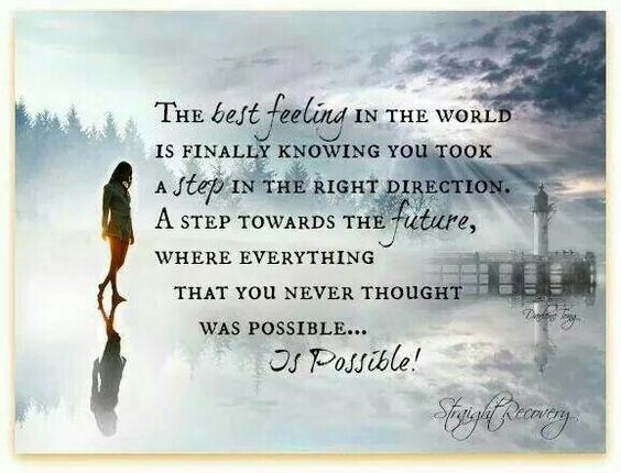 Take a step towards the future