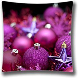 Even the cushion covers can be Christmassy!