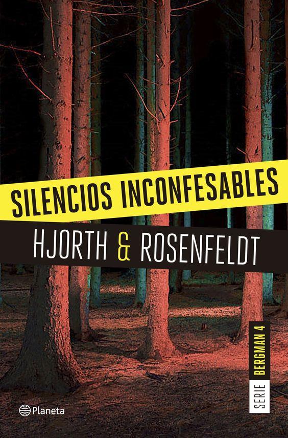 Silencios inconfesables, Hjorth & Rosenfeldt