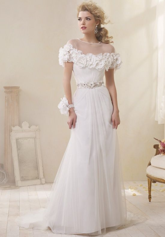 Modern Vintage by Alfred Angelo 8503J Wedding Dress - The Knot
