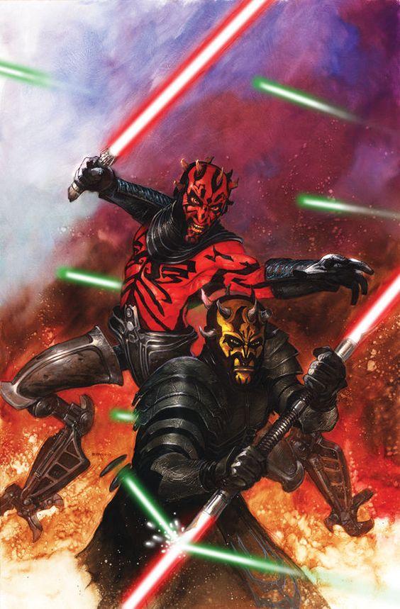 Star Wars: Darth Maul – Death Sentence #2