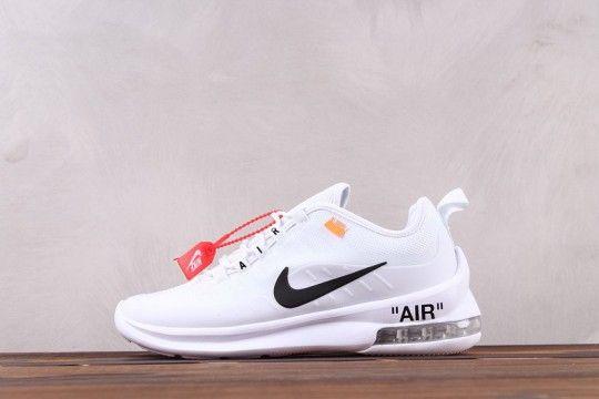 Off White Nike Air Max Axis Aa2168 100 Nike Air Max White Off White Shoes White Nikes