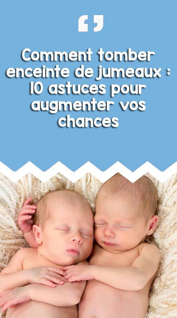 Comment Avoir Des Jumeaux : comment, avoir, jumeaux, Conseils, Grossesse,, Femme, Enceinte