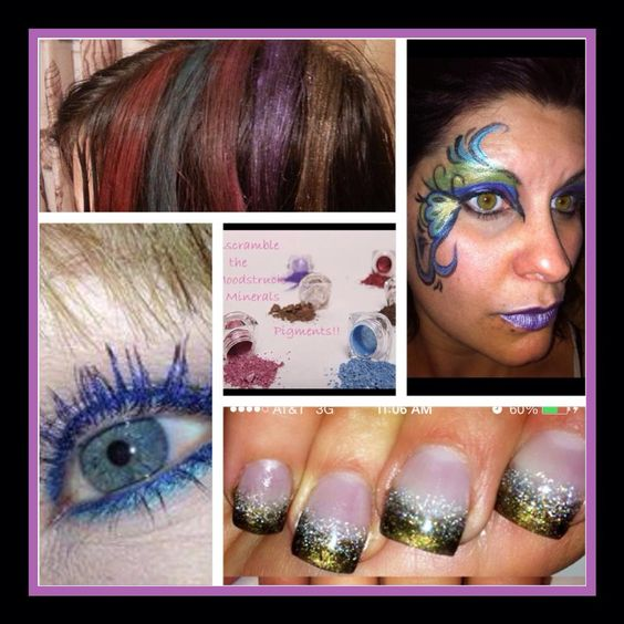 This is awesome! Their is more than one way to use Younique's pigments. www.youniqueproducts.com/LIZRIOS