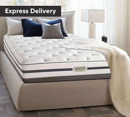Recharge Signature Select Hartfield 11 5 Luxury Firm Mattress Plush Mattress Mattress Firm Mattress