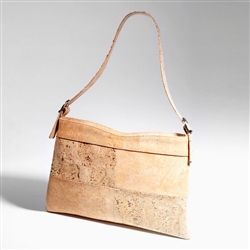 Bag made out of cork!  It's made just for me!!!!!