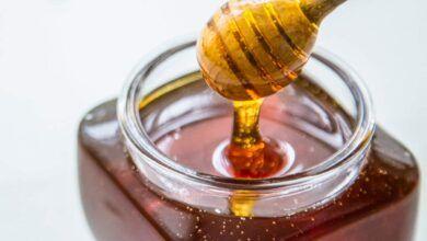 فوائد عسل السدر قبل النوم Honey Condiments Food