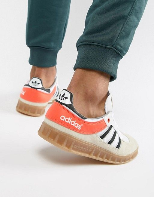 detailed pictures really cheap top design adidas Originals Handball Spezial Sneakers In Beige AQ0905 ...