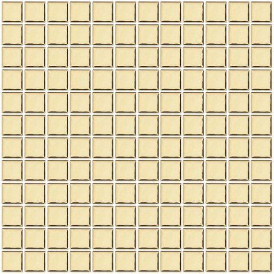 COLORTIL - LINHA CRISTAL São 41 cores de pastilhas de vidro no tamanho de 2,5×2,5 cm para serem usadas em áreas internas, externas e piscinas. CRISTAL CRISTAL – ASDD001 DIMENSAO 30×30 cm COR Dourada ESPESSURA 4 mm REDE APLICACAO Paredes Internas MATERIAL Pastilha de vidro SUPERFICIE Brilhante, Brilho, Lisa AMBIENTE Área seca, Banheiro, Cozinha