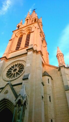 Cathédrale sainte Anne -Montpellier -France