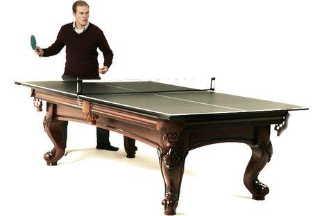Spencer Marston Table Tennis Top