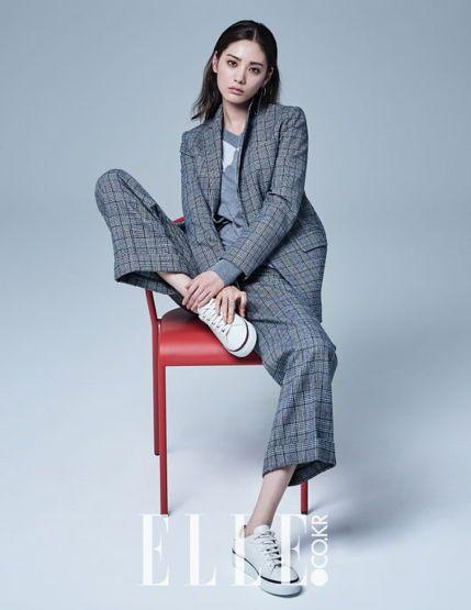 '여배우의 품격' 나나, 가을 여신으로 변신 [화보] | Daum 뉴스
