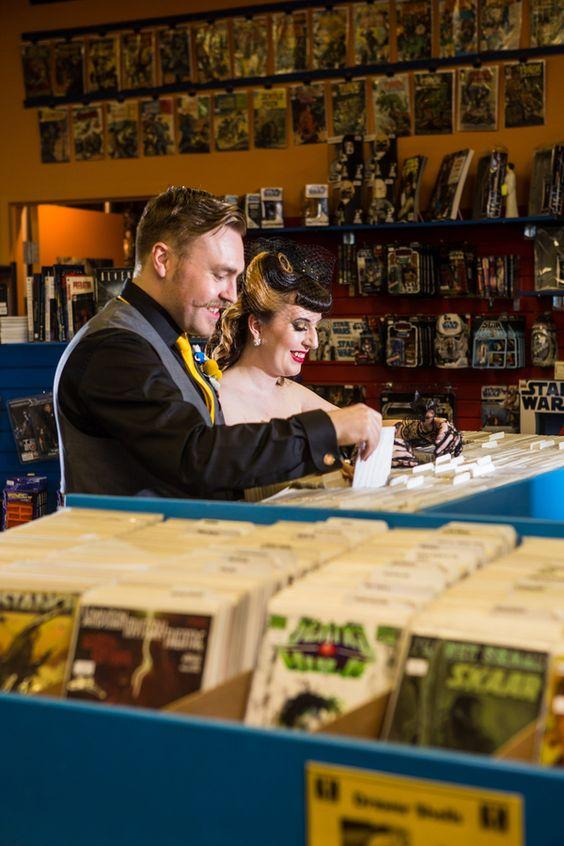Casamento Nerd: A união perfeita entre vintage e geek | Nerd Da Hora