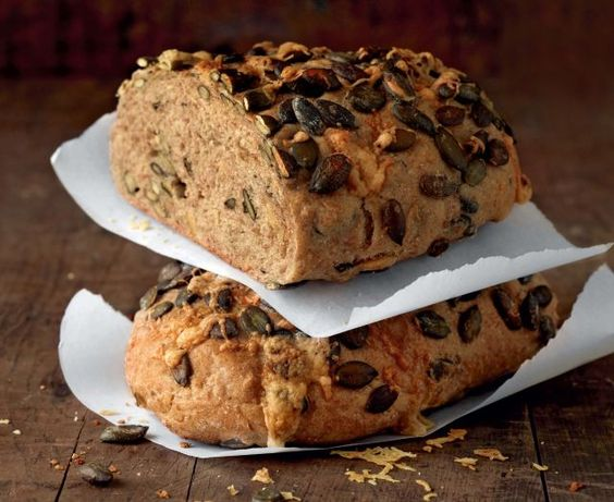 Pane ai semi di zucca - Tutte le ricette dalla A alla Z - Cucina Naturale - Ricette, Menu, Diete