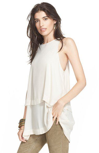 Free People 'Layers in Love' Layered Tunic | Nordstrom
