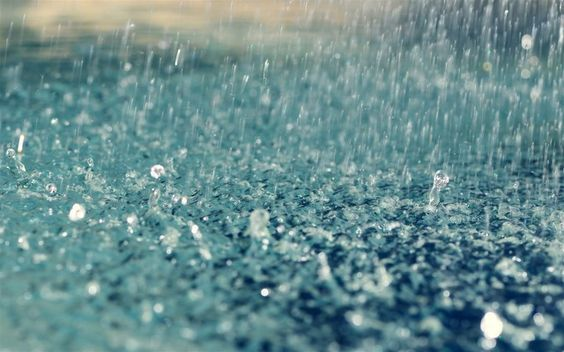 The sound of rain can really help you relax. #Relax