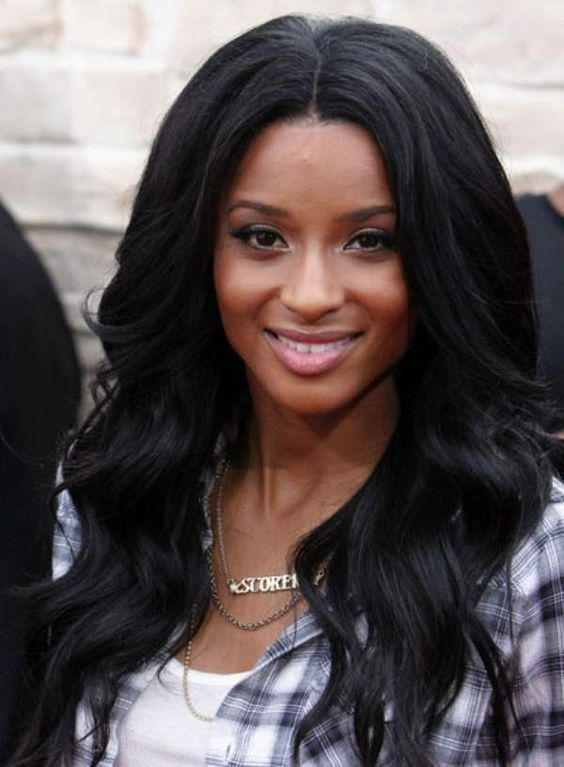 Peachy Hairstyles For Black Women With Long Faces Long Womens Hairstyle Inspiration Daily Dogsangcom