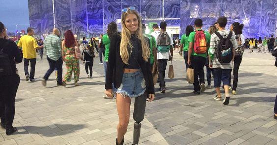 Pessoas com deficiência avaliam mobilidade no Parque Olímpico