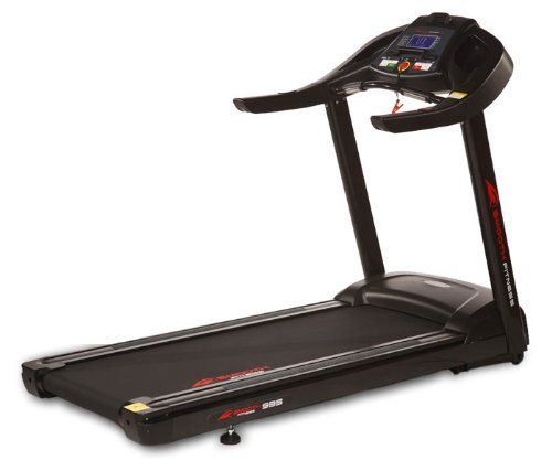 Compact Treadmill Review: Smooth Fitness SMT-935I Treadmill